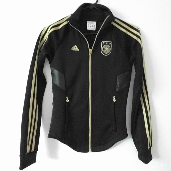 outlet store pick up outlet store 🌟 Adidas Track Jacket Deutscher Fussball Bund